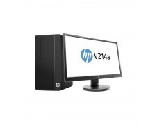 "HP 290 G1 Microtower PC (HP V214a 20.7"" Monitor)"
