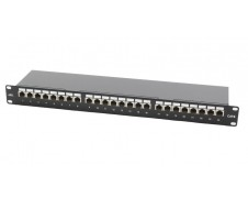 Patch Panel Cat6 FTP 24 Port