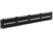 Patch Panel Cat5E UTP 48 Port