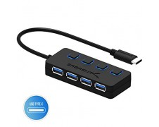 4 PORT USB HUB cursor