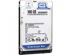 HDD WD 2.5  500 GB