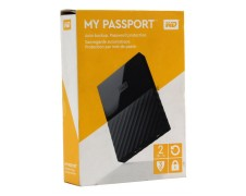 My Passport External 2 TB